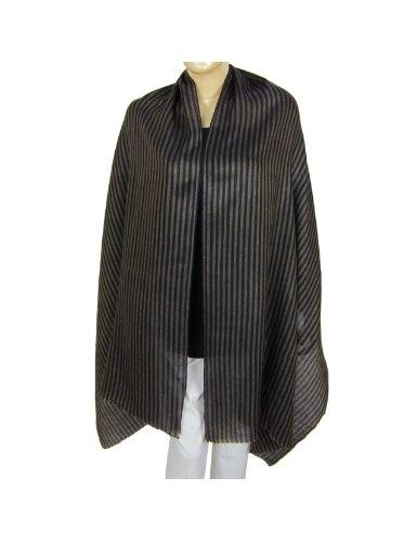 Large Echarpe Indienne Pur Pashmina 100% Cachemire - Accessoire de Mode Pour Fille: Amazon.fr: Vêtements et accessoires