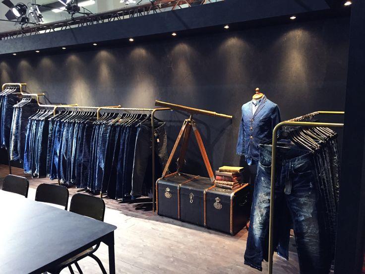 Desert Studio by Indigo Garments Workshop stand at Denim ...