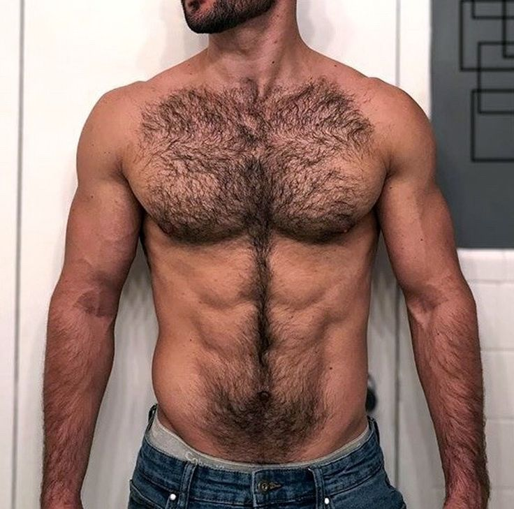 I Love My Hairy Chest