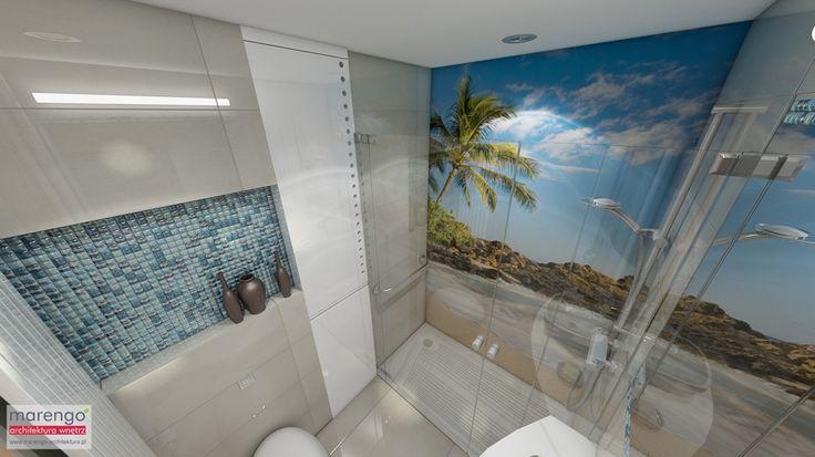 projekt wnętrza łazienki: http://marengo-architektura.pl/portfolio/projekt-wnetrza-krakow/