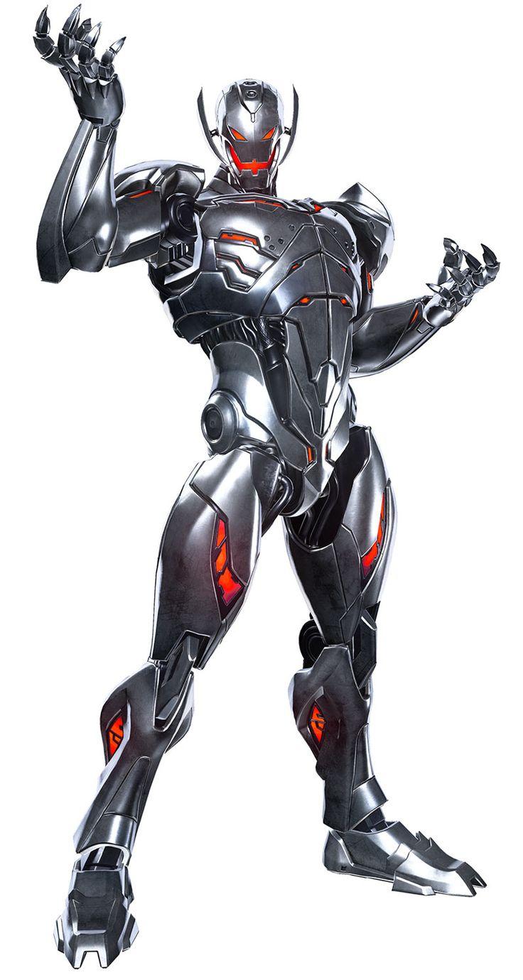 Ultron from Marvel vs. Capcom: Infinite