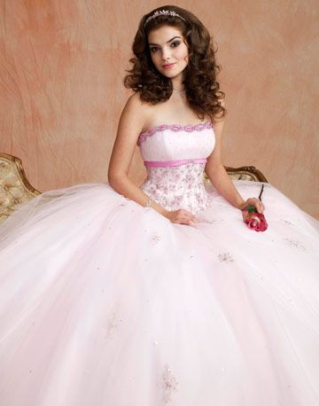 Quinceanera Dresses, Quinceanera Gowns - Light, Pastel Colors - Mis Quince Mag