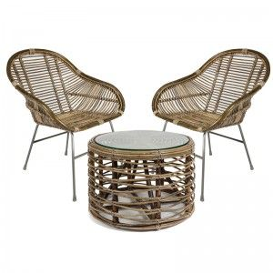 riana natural rattan 3 piece furniture i love pinterest natural