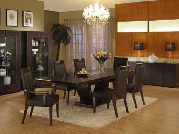 Modern Dining Rooms - Modern dining room sets