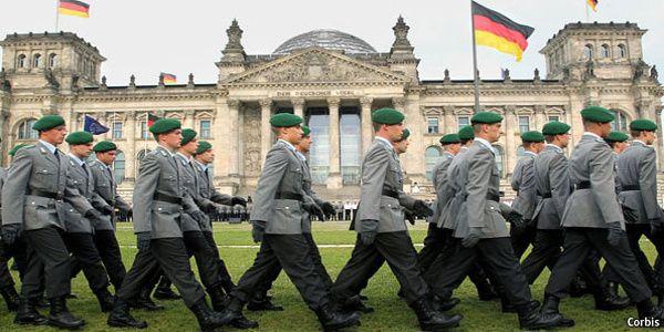 Άγριο γεωπολιτικό πόκερ ΗΠΑ-Γερμανίας συγκλονίζει και την Ελλάδα: Αλλάζει το δόγμα υποτέλειας των Γερμανών και οι χώρες διαλέγουν συμμαχίες