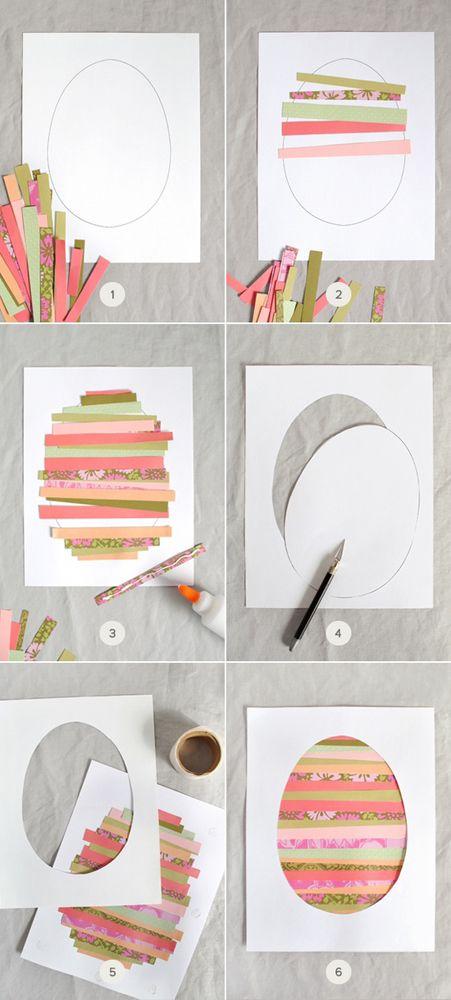 jarní dekorace z papíru - Hledat Googlem