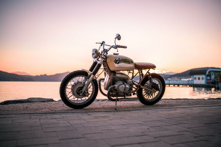 """NCT Motorcycles BMW R100T """"ToastBrot"""""""