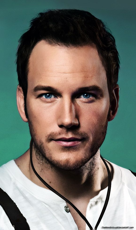 Chris Pratt / Patrick Wilson | 18 Celebrity Morph Combinations That Are Stunningly Perfect