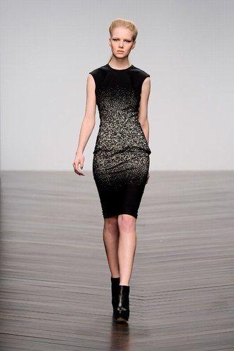 Maria Grachvogel London Fashion Week Autumn Winter 2013 - 2014 - Maria Grachvogel London Fashion Week Autumn Winter 2013 - 2014 #SHEIKEautumn