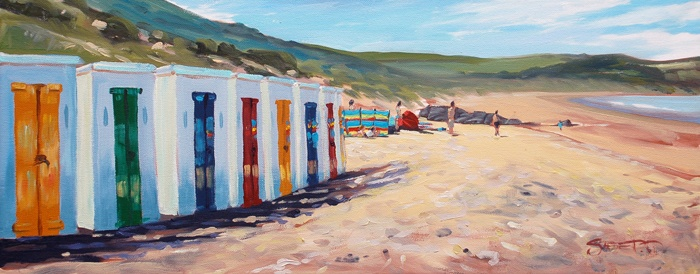 27 Best Beach Huts Images On Pinterest Beach Cottages