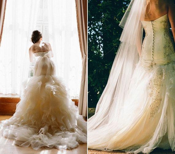 Így fotózd az esküvői ruhádat. Tökéletesen megörökítheted.