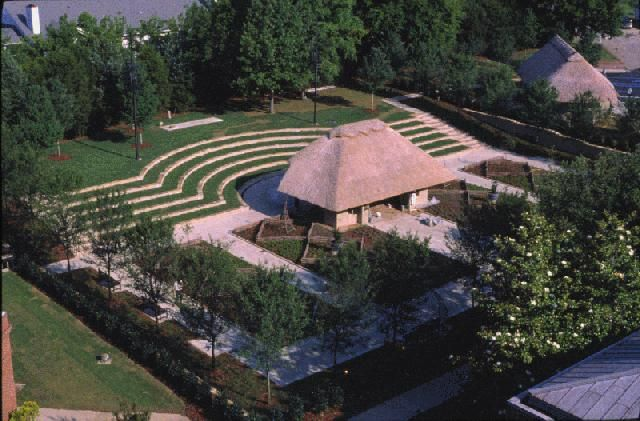 Shakespeare Gardens at Blount Cultural Park