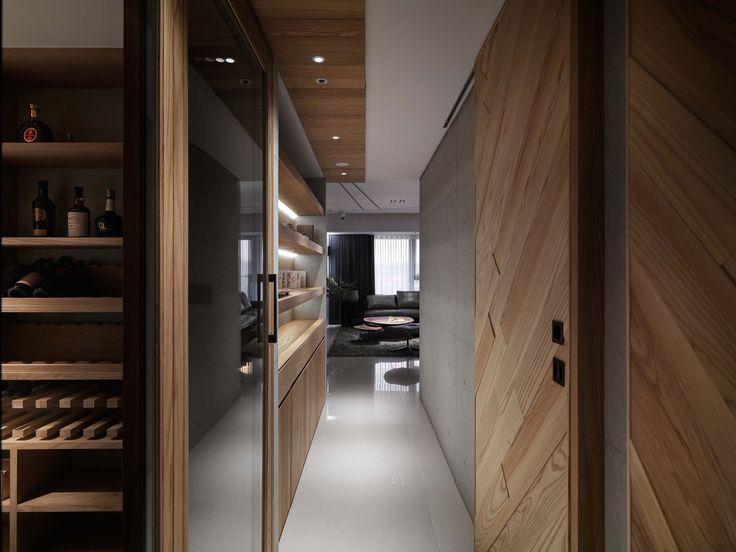 Jade Apartment / Ryan Lai Architects