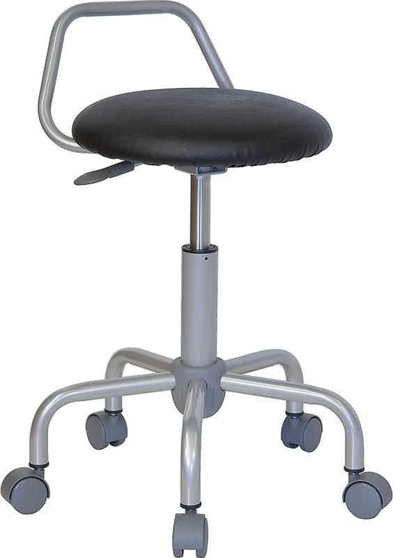Ergonomic Stool WL-ST-08-GG by Flash Furniture  sc 1 st  Pinterest : bar stool office chair - islam-shia.org