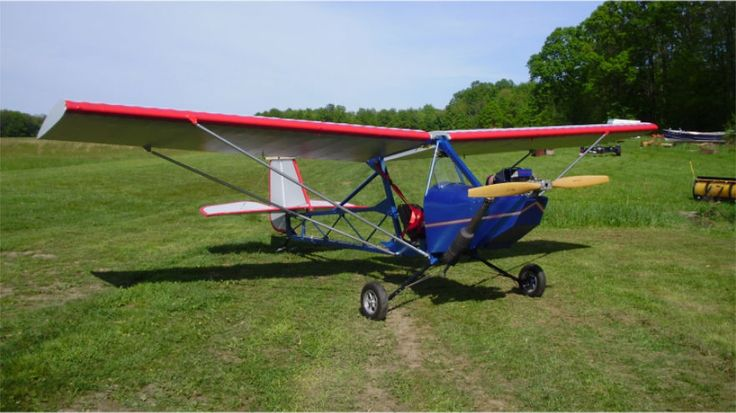 Build & FLY Your Own Airplane! Light Sport Aircraft or Ultralight Your Choice! | eBay