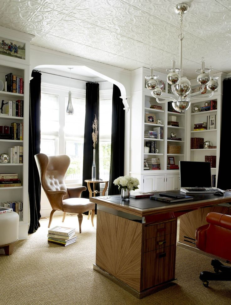 Home Office by Lynne Scalo Designs 30