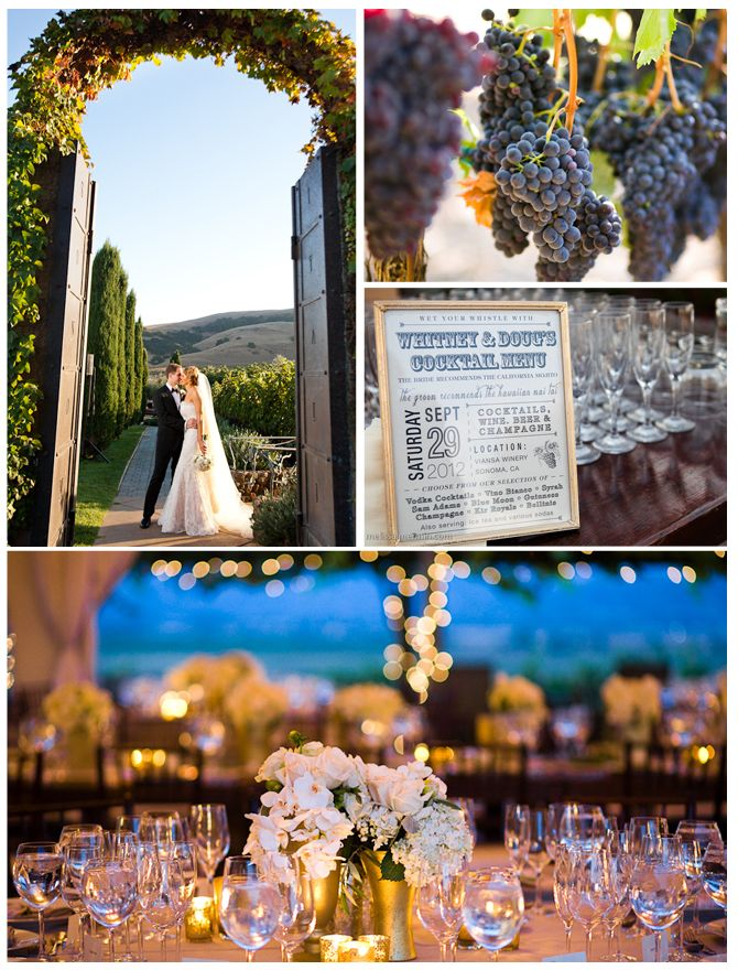 Wine Country Wedding Venues: Viansa Winery | I Do Venues shot by Melissa Mermin Love Stories