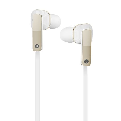 [USD47.89] [EUR42.87] [GBP34.59] Original Portable Huawei Honor 10mm Dynamic + Knowles MI Wired Earphone AM175 for Mobile Devices with 3.5mm Earphone Port(White)