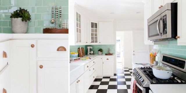 A Brand New Kitchen in 3 Small Changes  - HouseBeautiful.com
