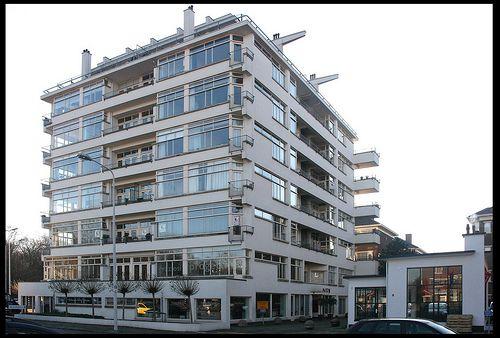 Nirwana, The Hague, by Duiker & Wiebenga