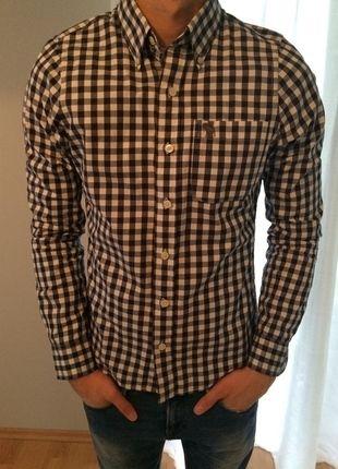 Kaufe meinen Artikel bei #Kleiderkreisel http://www.kleiderkreisel.de/herrenmode/hemden/129897910-abercrombie-and-fitch-hemd-blau-weiss-oktoberfest-s-herren