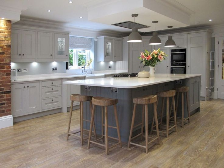Home Makeover Ideas Neutral Kitchen Color New England