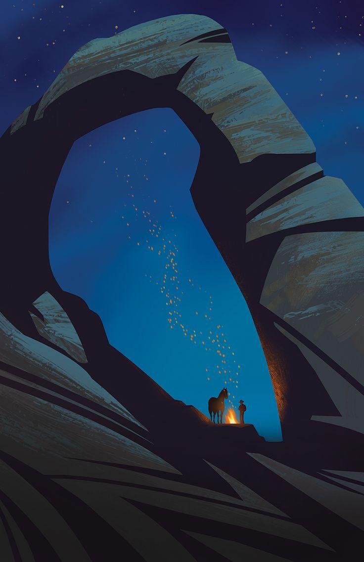 The Art Of Animation, Ty Carter - http://tycarterart.tumblr.com -...