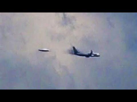 VIDEO: Recientes avistamientos de OVNIS - YouTube