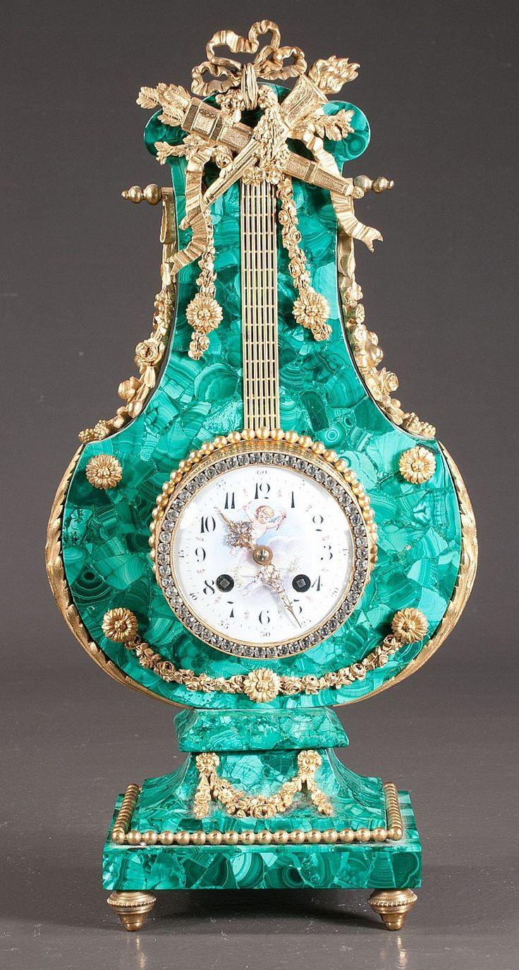 60 best Antique & Vintage Clocks images on Pinterest   Antique ...