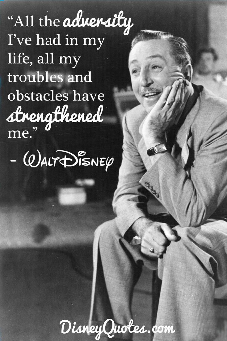54 best Walt Disney Quotes images on Pinterest | Walt ...