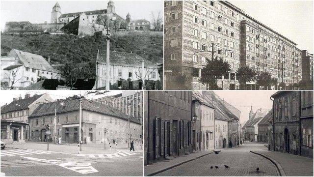 Krásy Bratislavy alebo ako hlavné mesto vyzeralo kedysi, časť #1 - Bratislava.iDen.sk
