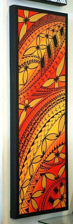 Janet's - Samoan Evening Motifs  DKP71, 335.00 USD (http://www.janetssamoa.com/samoan-evening-motifs-dkp71/)