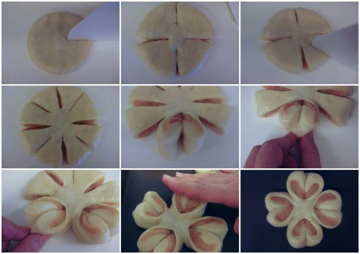 Lospancitos rellenos son muy comunes aquí en Taiwan, pertenecen a una categoría de panes llamados kashi, okashi pan, como les llaman e...