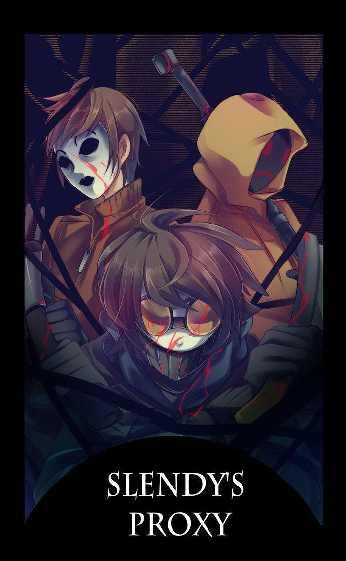 personajes creepypasta anime - Buscar con Google