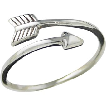Arrow ring by Distribution Silver Art