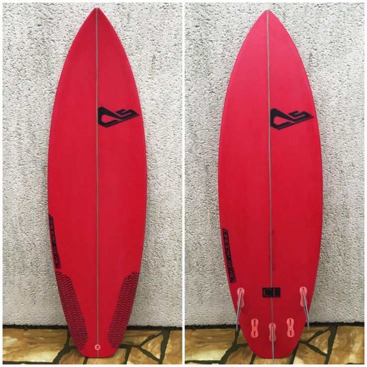 The chopped lock V2 | Daddy Seal Surfboards / shaper surf vendée