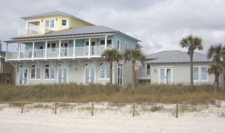 "Other Gulf Resort Beach Properties Vacation Rental - VRBO 395622 - 8 BR Gulf Resort Beach House in FL, ""Coastal Commodity"" - Beach Front Property - Sleeps 30"