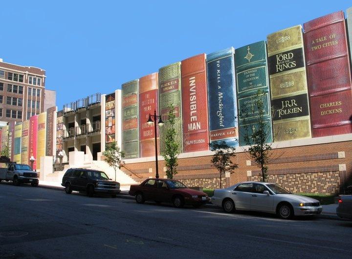 Kansas City Public Library #textbooks