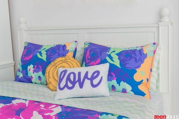 Time for a Room Makeover—the Latest Teen Vogue Bedding Collection Has Arrived!