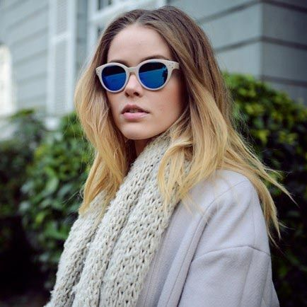 spektre sunglasses efecto espejo azul