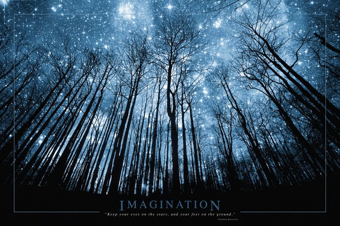 Imagination - Trees | Scenic | Hardboards | Wall Decor | Plaquemount | Blockmount | Art | Pictures Frames and More | Winnipeg | MB | Canada