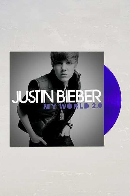 Justin Bieber - My World 2.0 LP