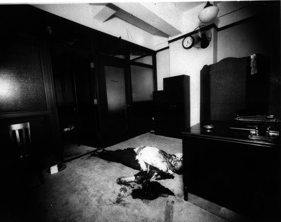 Salvatore Maranzano death.