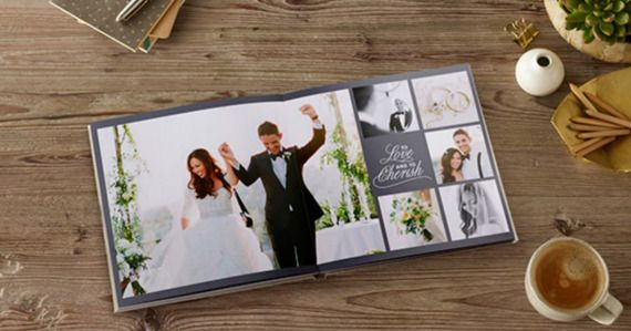 Are you signed up to receive Shutterfly emails? You may have a free photo book offer waiting for you!