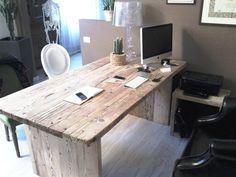 scrivania in legno di recupero,scrivania,legno,recupero