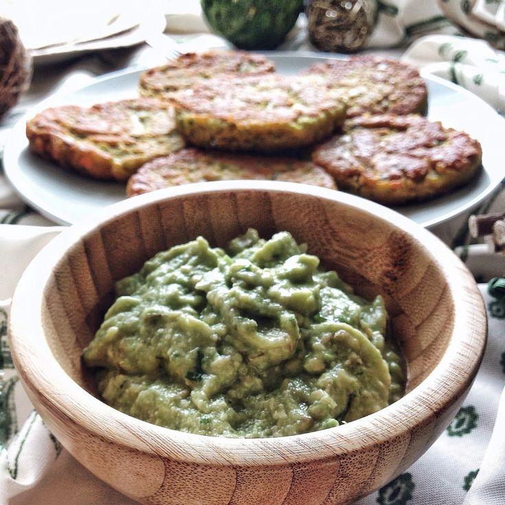 #Recipes - Green Burger #vegan #veggie
