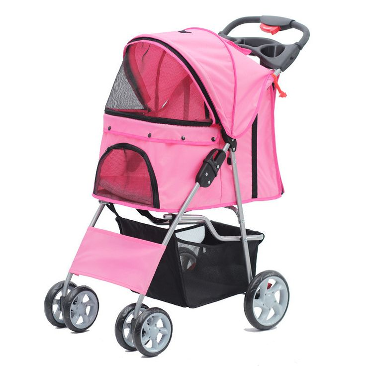 Transportin Perro Pet Strollers For Dogs Confidence