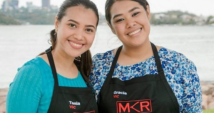 MKR 2016 winners Tasia and Gracia Seger can't contain...: MKR 2016 winners Tasia and Gracia Seger can't contain their joy after… #MKR2016