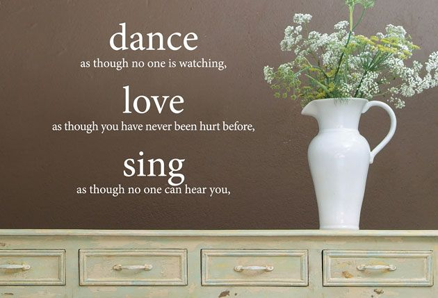 DANCE LOVE SING