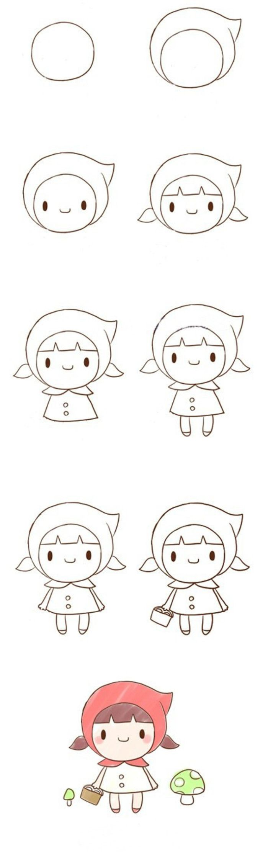 - Cartoon Drawing For Children
